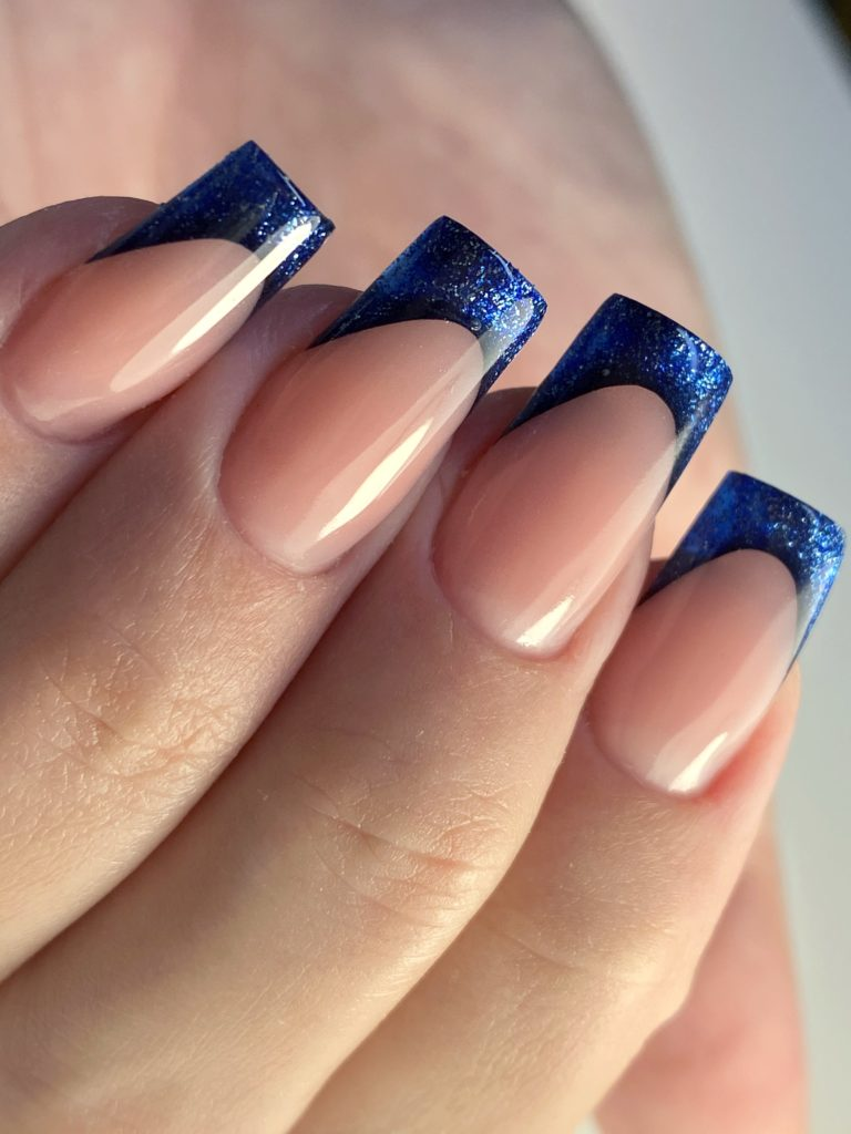 SQUARE CON GLAMOUR GEL 5